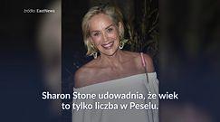Sharon Stone ma 61 lat i ciało bogini