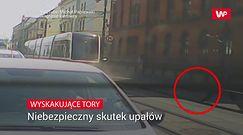 Tory wyskoczyły z miejsca. Nagranie z Bydgoszczy
