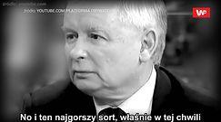 """""""Krwisty język kampanii"""". Michał Dworczyk w """"Tłicie"""" komentuje spot KO"""