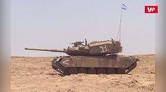 Niezwykły sprzęt wojskowy Izraela