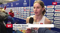 """Zachwycona Klaudia Siciarz w półfinałach! """"Celem jest poprawa rekordu życiowego"""""""