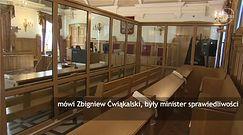 Ćwiąkalski o przeszukaniu celi Trynkiewicza