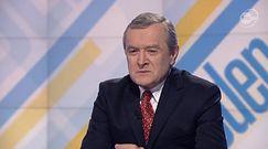 Prof. Gliński o 'okupacji' Warszawy przez PiS