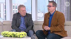 Raczek i Olbrychski o polskim kinie