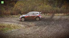 Hyundai testuje przed Rajdem Walii