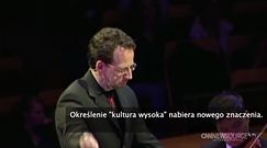 Koncert orkiestry w oparach marihuany