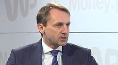 Dariusz Blocher: rynek budowlany się skurczy