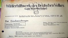 Chciał sprzedać dokumenty z II wojny światowej