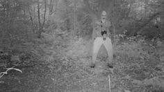 Kamera leśna nagrała turystę. Nie uwierzycie, co zrobił