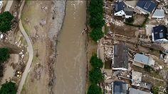 Niemcy po katastrofie. Miasta walczą ze skutkami powodzi