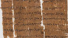 Przez lata leżał w zapomnieniu. Właśnie zdradzili tekst chrześcijańskiego listu sprzed wieków