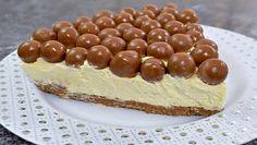 Ciasto Maltesers bez pieczenia