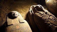 Znaleźli 27 sarkofagów sprzed 2500 lat. To największe odkrycie w historii