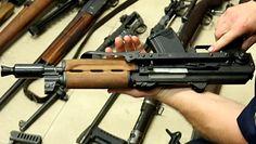 Magazyn broni na działce. Odkrycie policji koło Łęcznej