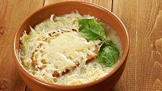 Francuska zupa cebulowa. Rozgrzewa oraz wzmacnia odporność