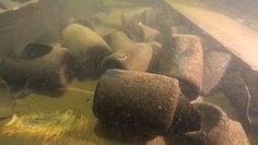 XVIII-wieczny żaglowiec na dnie Zatoki Fińskiej