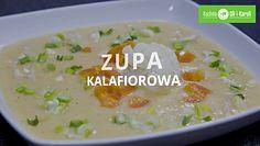 Zupa kalafiorowa. Polski klasyk inaczej