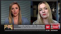 Wirusolog Emilia Cecylia Skirmuntt  o komuniach i weselach