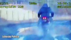 Pościg policjantki za motocyklistą. Mężczyzna miał sporo na sumieniu