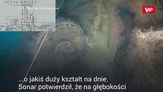 Odnaleziony wrak łodzi podwodnej. Przeleżał na dnie ponad 75 lat