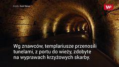 Tajne tunele templariuszy. Nowe odkrycie w Ziemi Świętej