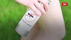 Naturalny spray na komary