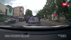 Dwóch na jednego. Bójka na rosyjskiej drodze