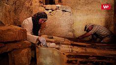 Starożytny grobowiec kapłanów