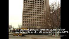 Coca-Cola wycofuje z napojów BVO