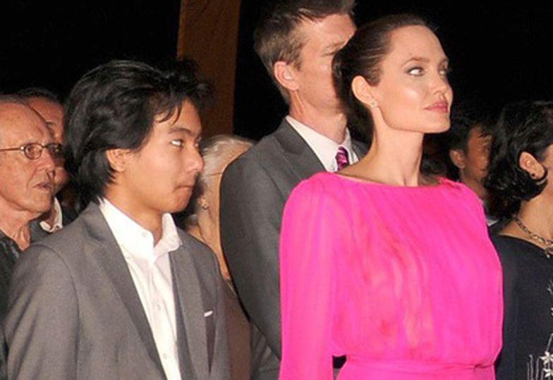 15-letni Maddox i Angelina