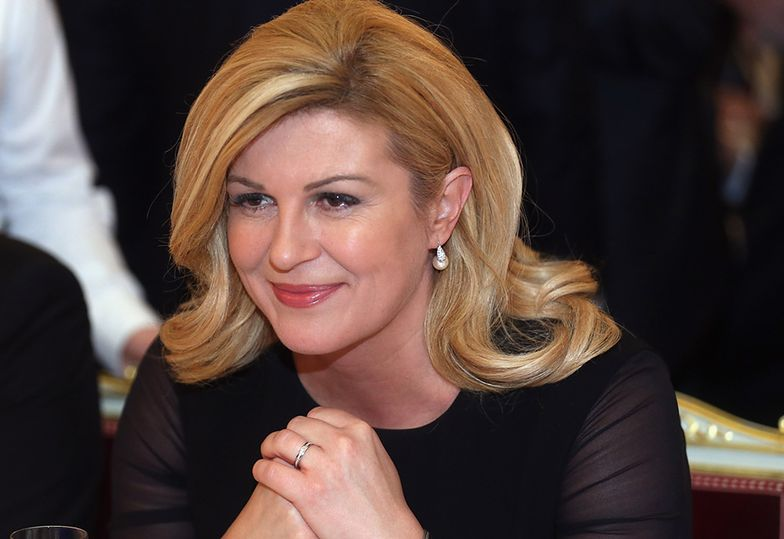 Prezydent Chorwacji - Kolinda Grabar-Kitarović
