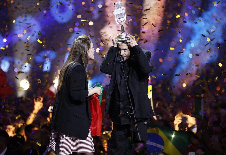 Zwycięzca Eurowizji Salvador Sobral z siostrą