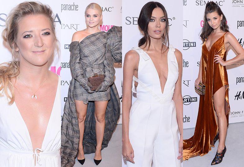 Celebrytki na imprezie Kobieta Roku Glamour