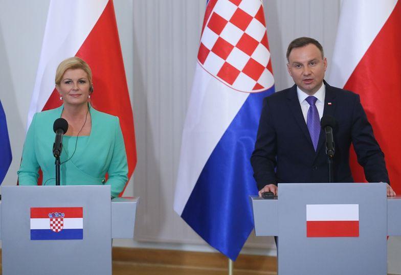 Andrzej Duda i Kolinda Grabar-Kitarović