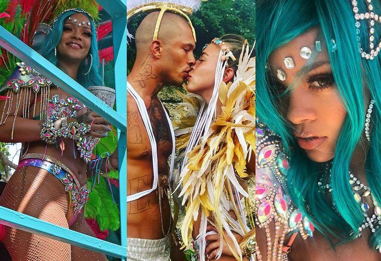 Celebryci imprezują na Barbadosie