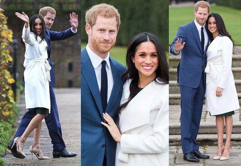 Książę Harry i Meghan Markle zaręczyli się!