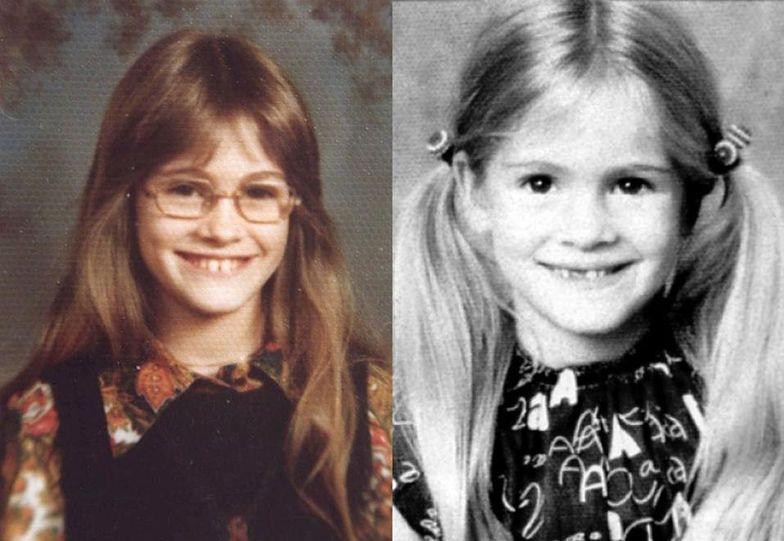 Julia Roberts w dzieciństwie