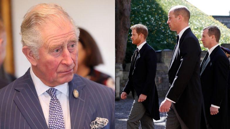"""Książę Karol """"mistrzowskim posunięciem"""" skłonił Harry'ego i Williama do rozmowy: """"Jeśli ma nastąpić pojednanie, to był jego początek"""""""