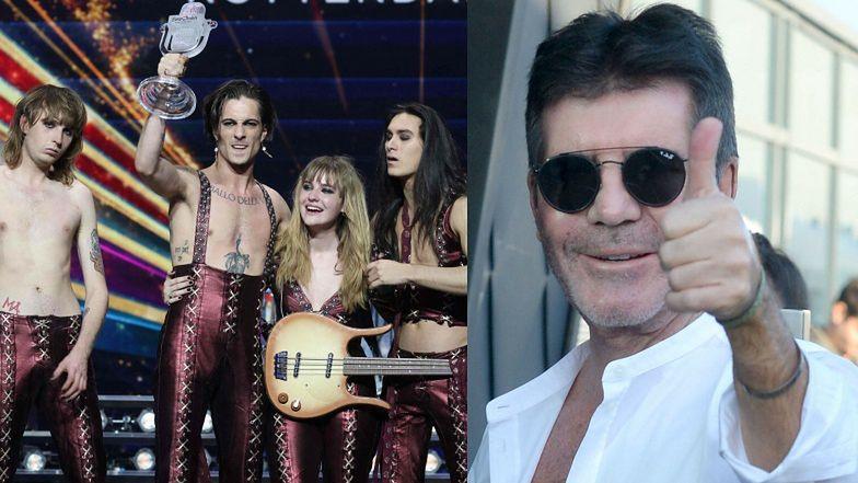Simon Cowell zostanie NOWYM MENADŻEREM Maneskin?!