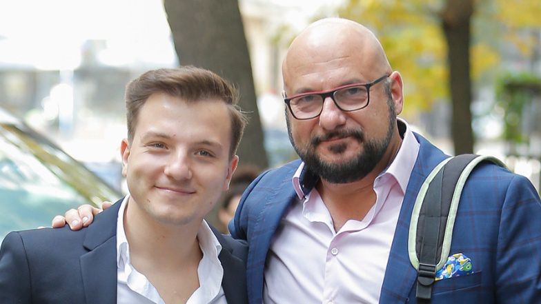Jakub Gąsowski POKAZAŁ DZIEWCZYNĘ! Serce syna Piotra Gąsowskiego skradła piękna pani architekt (FOTO)