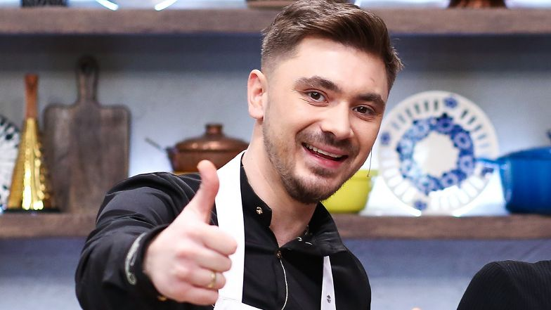 """Daniel Martyniuk tłumaczy się z POPIJAWY na białostockim rynku: """"Po prostu SIEDZIAŁEM I PIŁEM PIWO"""""""