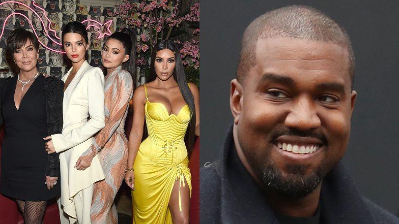 Kanye West przestał obserwować Kim Kardashian i jej siostry na Twitterze!