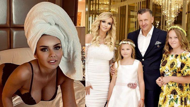 """Monika Chwajoł odpiera ataki, że jej córki są """"rozwydrzone"""": """"OD MOICH DZIECI WARA!"""""""