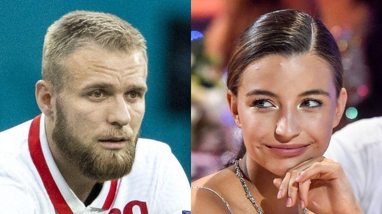 Euro 2020. Tymoteusz Puchacz walczył o względy Julii Wieniawy! Celebrytka ostro skomentowała jego zaloty...