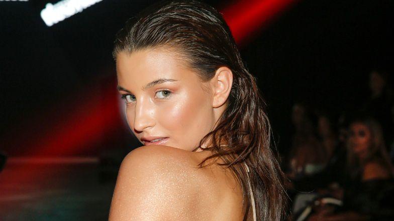"""Julia Wieniawa pozuje topless. Fani nie rozumieją: """"Musisz być naga, gdy reklamujesz ubrania?"""" (FOTO)"""