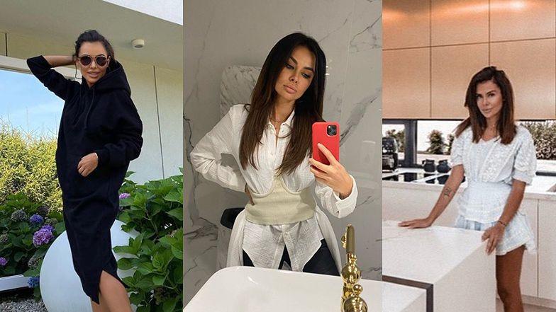 Natalia Siwiec pozuje przed swoją luksusową willą w stylu glamour (ZDJĘCIA)