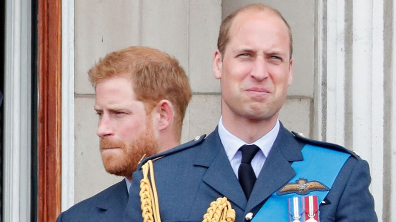 Książę Harry i książę William NIE PÓJDĄ OBOK SIEBIE w procesji na pogrzebie księcia Filipa!