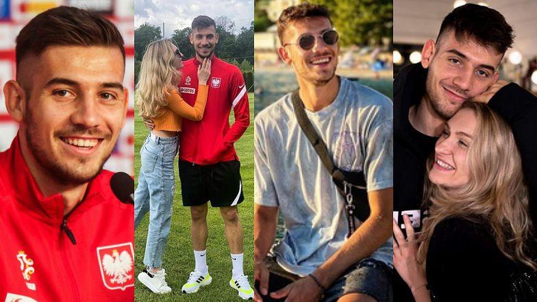 CIACHO TYGODNIA: Jakub Moder - zakochany 22-letni pomocnik reprezentacji Polski (ZDJĘCIA)