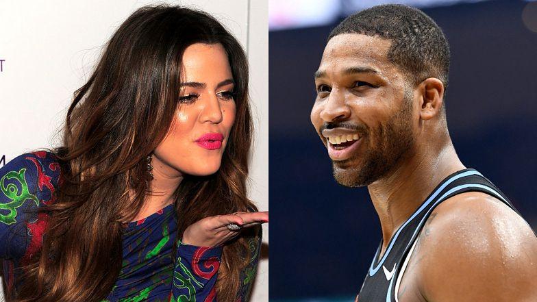 Khloe Kardashian WYZNAJE MIŁOŚĆ kochliwemu Tristanowi Thompsonowi...