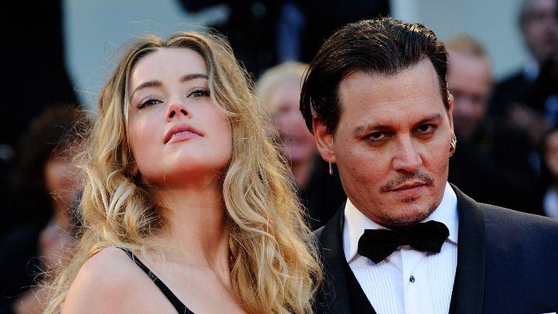 """Amber Heard odcięła Johnny'emu Deppowi kawałek palca! """"Krew buchnęła z niego jak z Wezuwiusza"""""""
